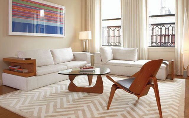 Ideas para la decoracin de salones con la Coffee Table