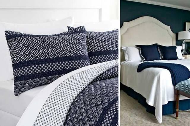 Mavi yastıklar