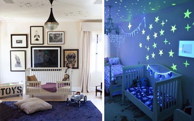 beşik-01 ile-çocuk-yatak odası-dekorasyonu