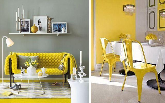 sarı-oturma-yemek-odası-dekorasyonu