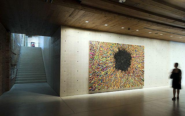 Işıklı duvar dekorasyonu