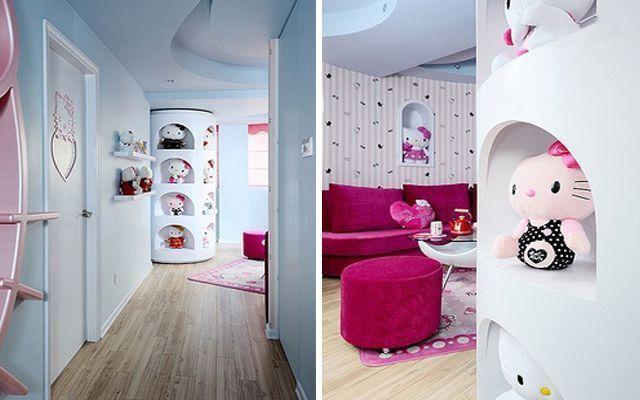 pembe-01 yatak odası dekorasyonu
