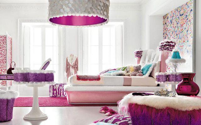 pembe-çocuk-yatak-odasi-dekorasyonu-fikirleri