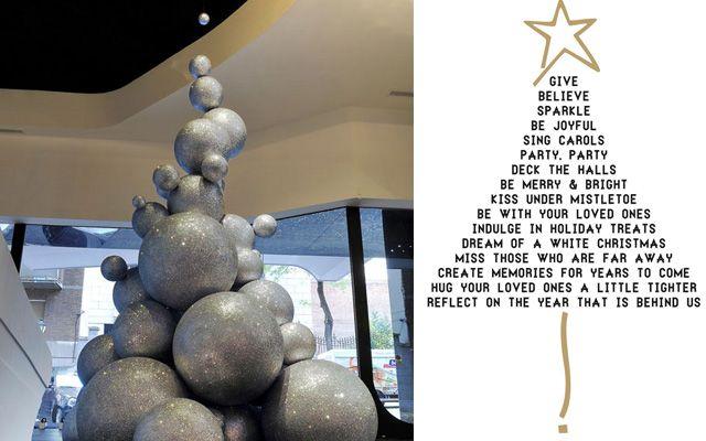 Noel Dekorasyonu - Modern Noel Ağaçları