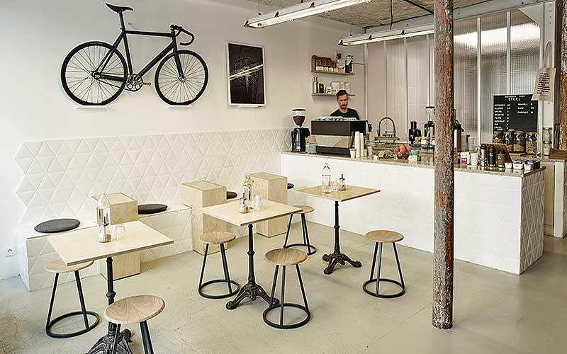 Bisikletlerle dekorasyon fikirleri