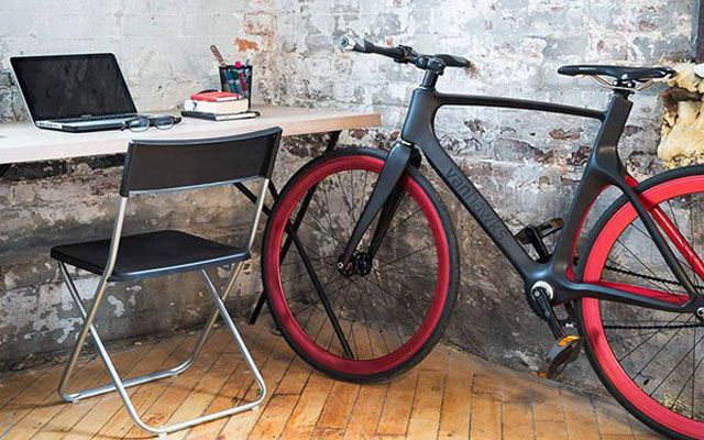 bisikletle süslemek