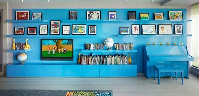 duvar piyanosu ile dekorasyon fikirleri