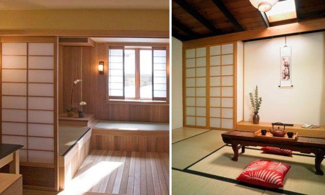 Dekorasyonda Japon tarzı