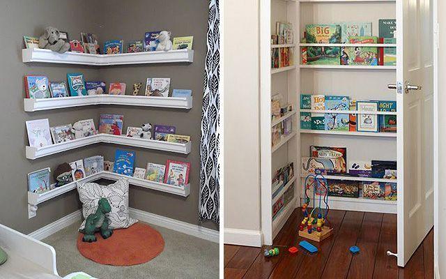 Oyuncaklar çocuk odalarında nasıl saklanır
