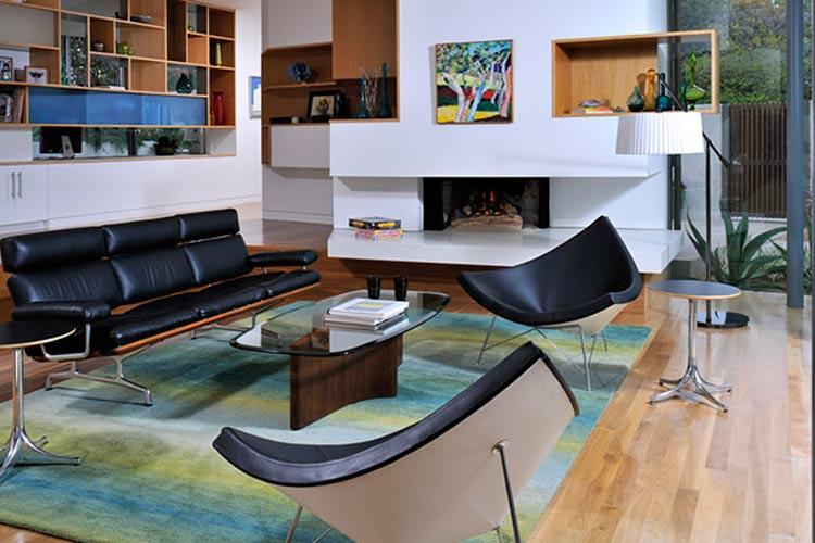 Coconut Sandalye ile iç dekorasyon