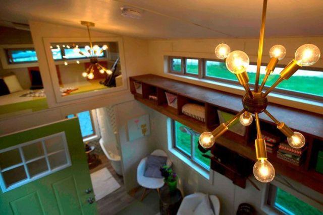 Mini mobil evler, göçebe konutlar tasarlayın