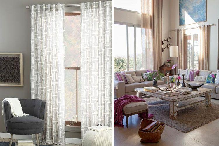 Evinizde perdelerle nasıl dekore edilir