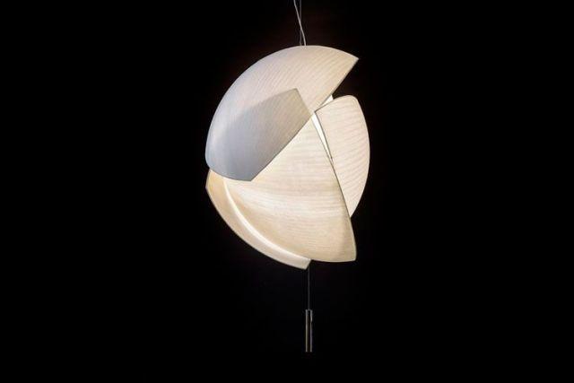 Kağıt lambaları tasarlayın