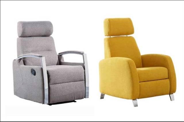 Ayarlanabilir kafalık koltukları rahatlatır