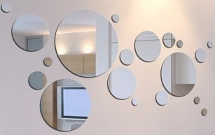 Espejos para baos modernos pequeos y originales
