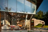 Modern House by Omer Arbel Office - Decoholic