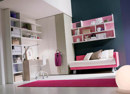 best dream interior design ideas for teenage  girls room