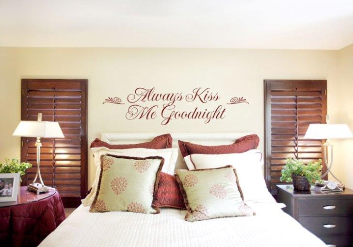Decoration Ideas For Bedroom Walls