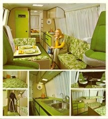 Cool Mobile Homes - Trailers Interiors Decoholic