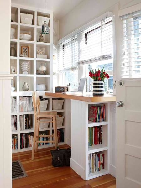 small home office design ideas 20 Small Home Office Design Ideas - Decoholic