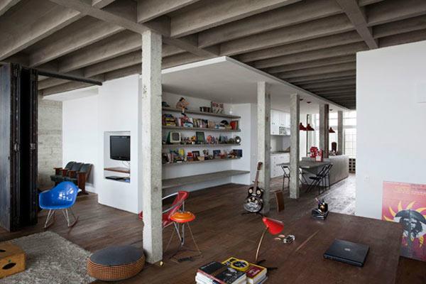 Copan Apartment By Oscar Niemeyer Decoholic