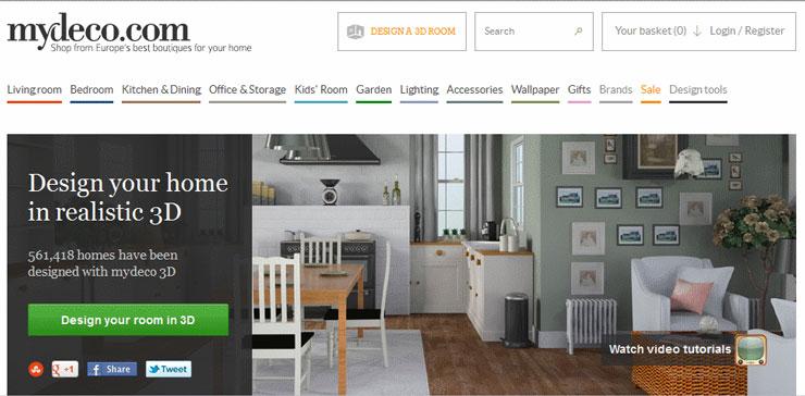 Design A Room Online For Free 5 Best Softwares Decoholic