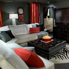 Red Black And Silver Living Room Ideas Small Setup 100 Best Rooms Interior Design 5