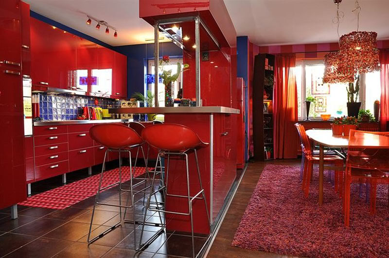 Contemporary Retro Interior Design  Decoholic