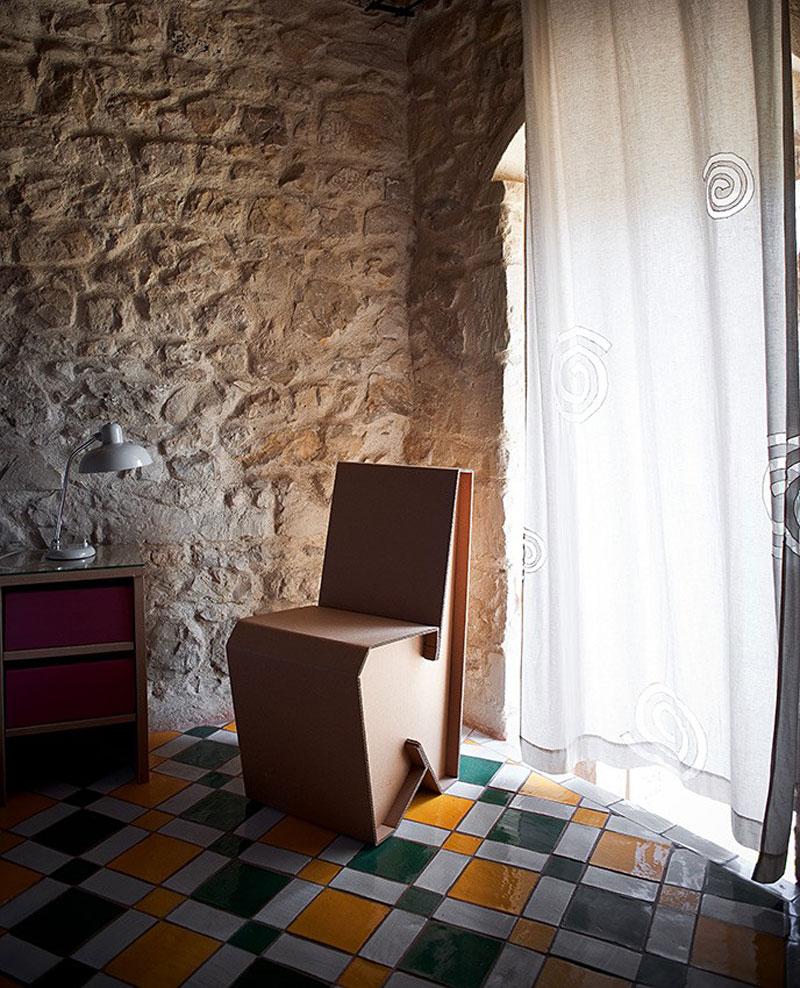 tiled living room ideas furniture casa talia by vivian haddad and marco giunta - decoholic