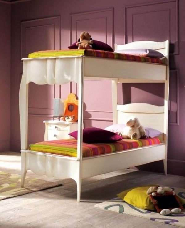 Awesome Girls' Bunk Beds Decoholic