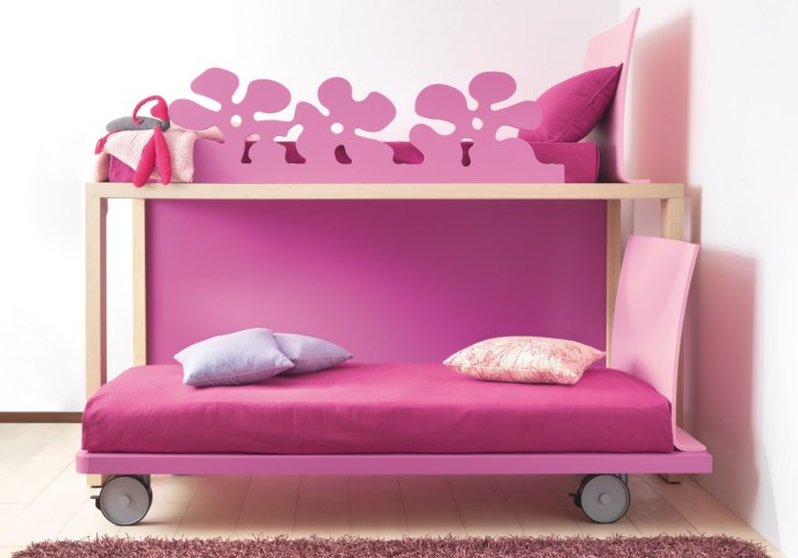 Unique Toddler Beds For Girls