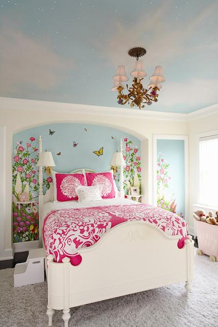 Dream Vintage Bedroom Ideas For Teenage Girls  Decoholic