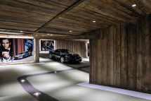 Luxury Underground Garage