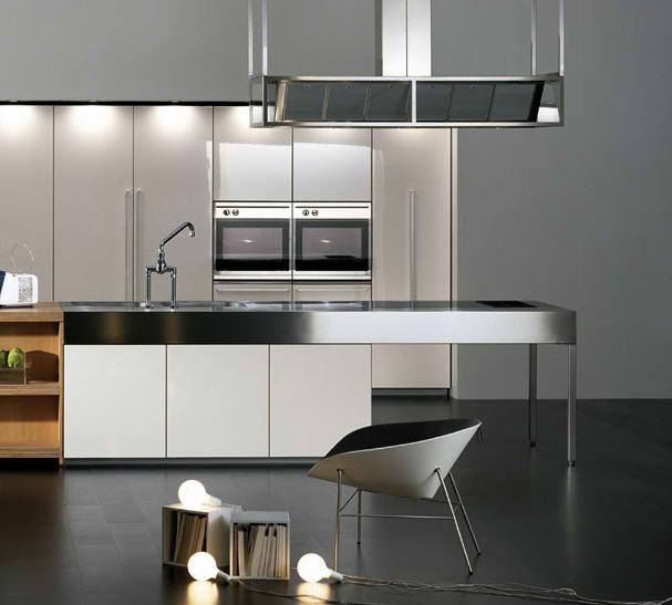 Kitchen Design Aluminium