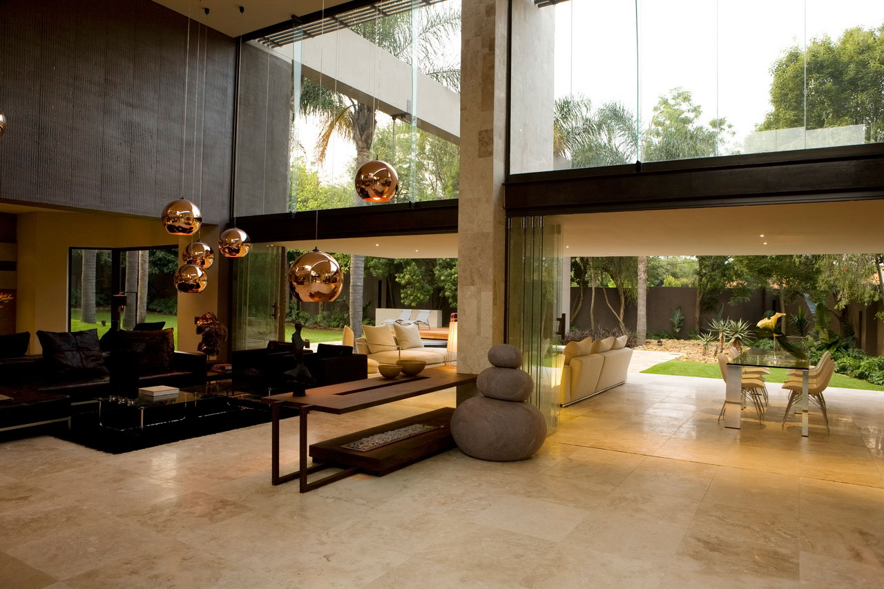 Is it too perfect to live in? Contemporary Living Room Design Ideas - Decoholic