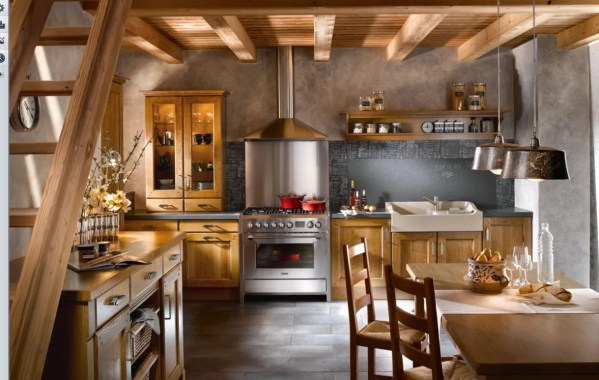 traditional country kitchen design Attractive Country Kitchen Designs - Ideas That Inspire You