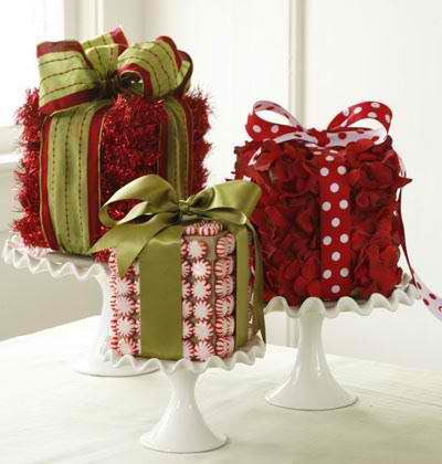 vreative diy christmas centerpieces decorations