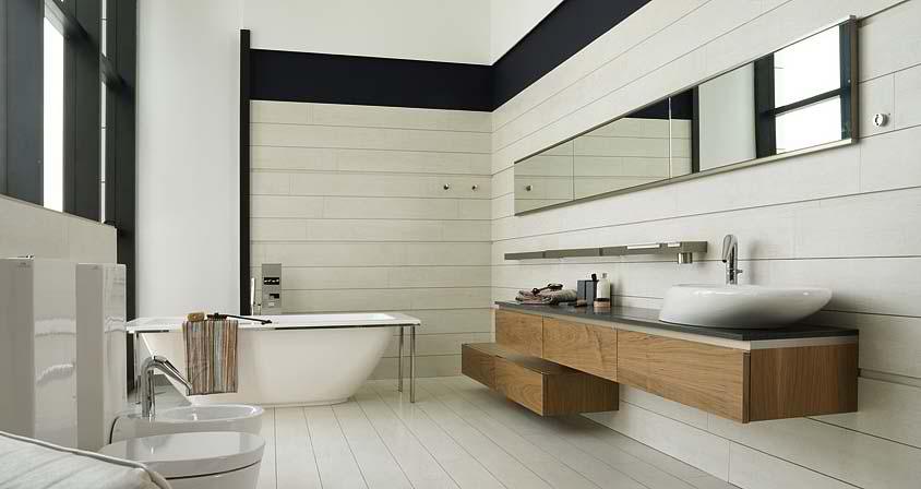 32 Dream Contemporary Bathroom Designs by Porcelanosa