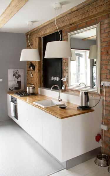 brick wall kitchen ideas 10 Fab Kitchen Ideas Using Brick Walls - Decoholic
