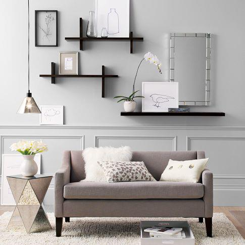 shelves living room decorating ideas cream couch 21 floating decoholic 3