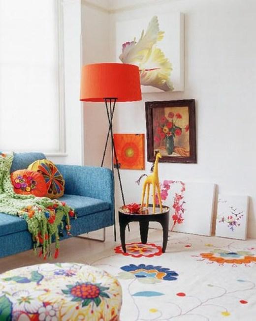 boho chic living room 11 ideas