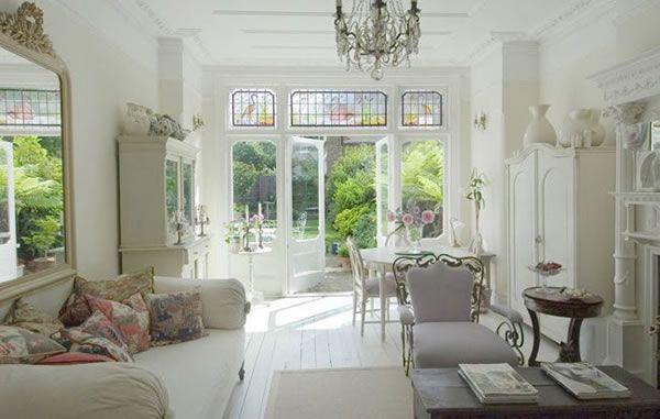 37 Dream Shabby Chic Living Room Designs