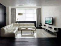 Minimalism: 34 Great Living Room Designs