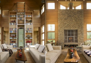 Modern French Living Room Beautiful Homes Design