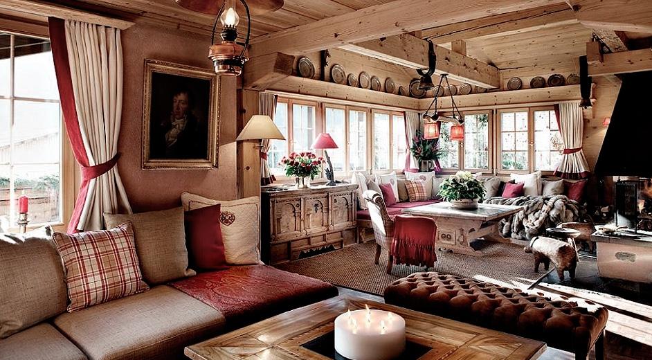 Chalet Maldeghem Traditional Comfort  Decoholic