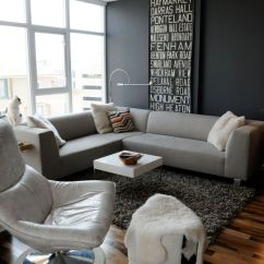 Grey Furniture Living Room Bay Window Treatments 69 Fabulous Gray Designs To Inspire You Decoholic 32