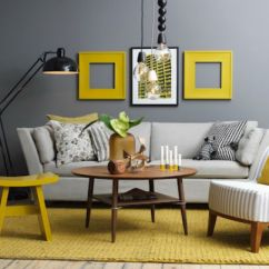 Yellow Gray And White Living Room Blue Ideas 69 Fabulous Designs To Inspire You Decoholic 45