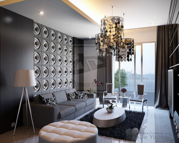 small living room setting ideas table centerpieces 69 fabulous gray designs to inspire you decoholic 49