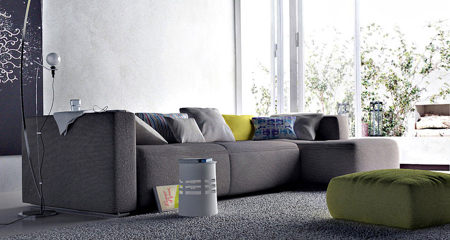 light grey sofa with dark carpet very comfortable bed 69 fabulous gray living room designs to inspire you decoholic 50