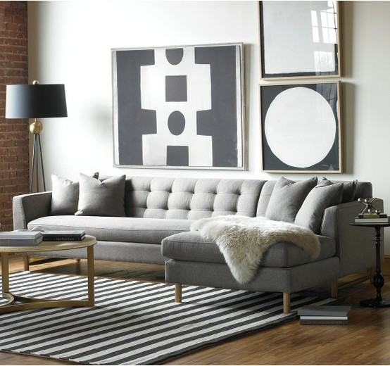 gray furniture in living room best flooring for 69 fabulous designs to inspire you decoholic 52